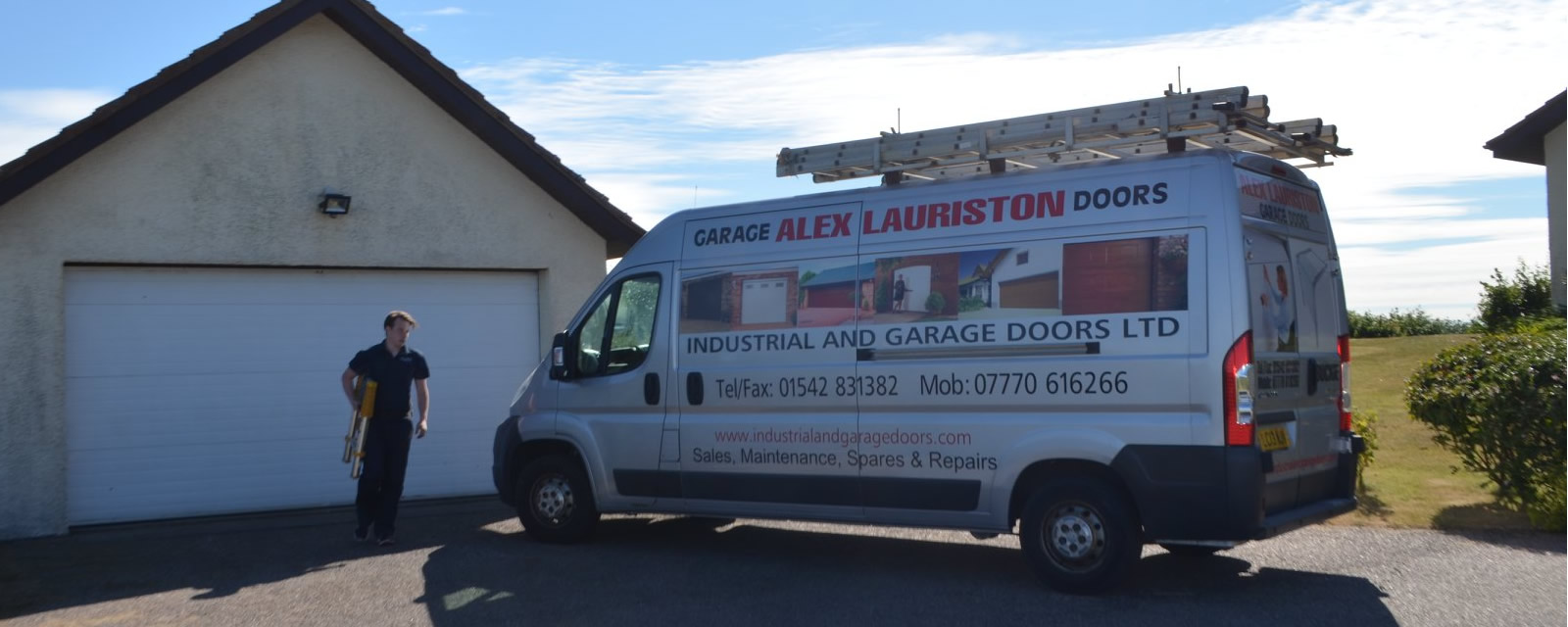 Alex Lauriston Garage Doors